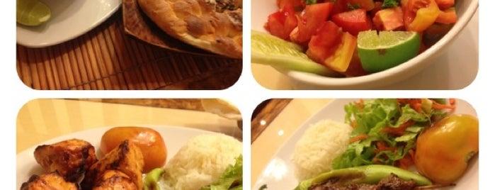 Şaman is one of BANGKOK SEE-DO-EAT-DRINK.