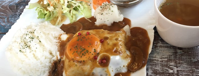 Front man's Cafe is one of Okinawa.