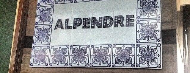 Alpendre is one of Henrique 님이 좋아한 장소.