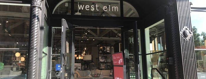 West Elm is one of Locais curtidos por Al.