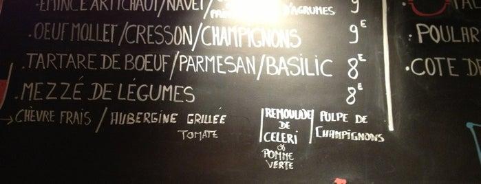 Bakkus is one of Manger Paris.