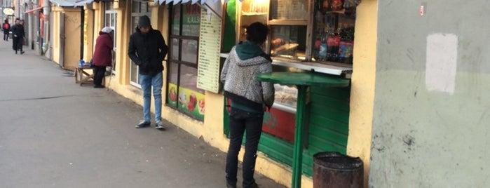 Шаверма (рядом с халяльной мясной лавкой) is one of Vladimir'in Kaydettiği Mekanlar.
