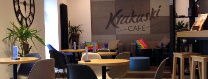Krakuski Café is one of Orte, die Joulu gefallen.
