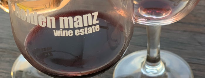 Holden Manz Wine Estate is one of South Africa.