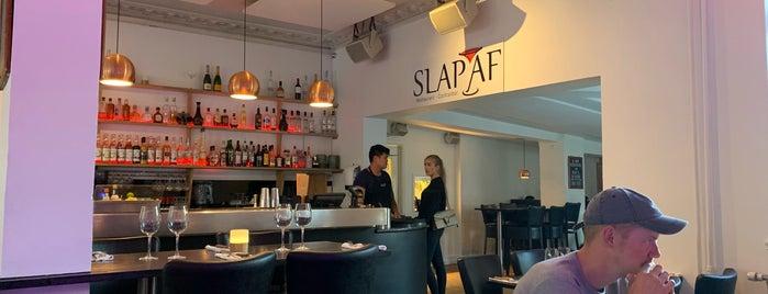 Slap Af is one of Tips jeg fik anbefalet til Århus.