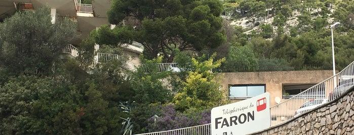 Téléphérique du Mont Faron is one of La Garde.