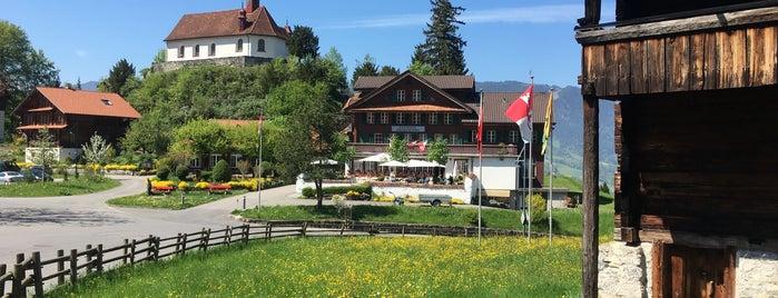 Wohnhaus des hl. Bruder Klaus is one of Flüeli (CH).