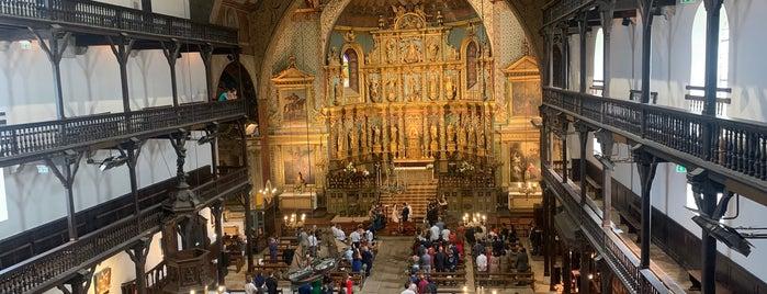 Eglise Saint-Jean-Baptiste is one of Locais curtidos por jordi.