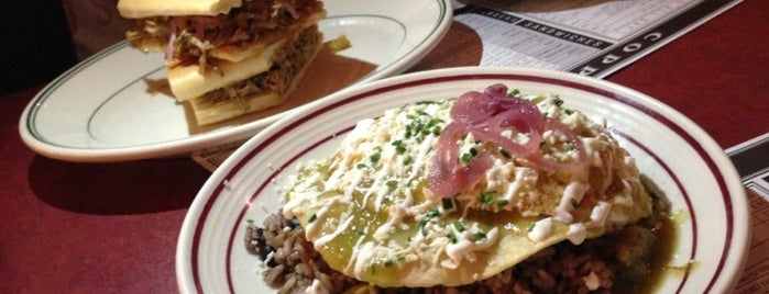 Coppelia is one of Manhattan brunch.