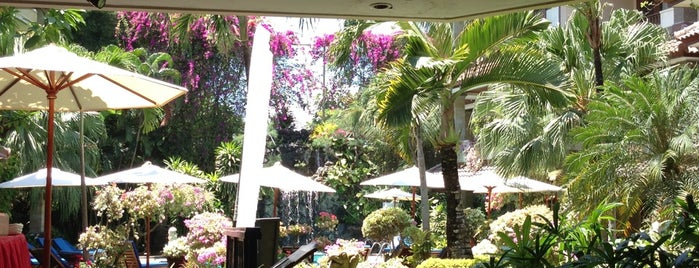 Parigata Resorts and Villas Sanur is one of Indosat wifi.