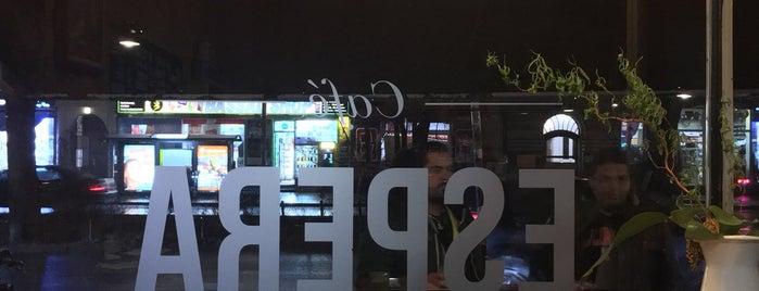 Café Espera is one of Posti che sono piaciuti a Flava.
