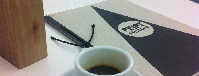 Printa Café is one of BUDAPEST.