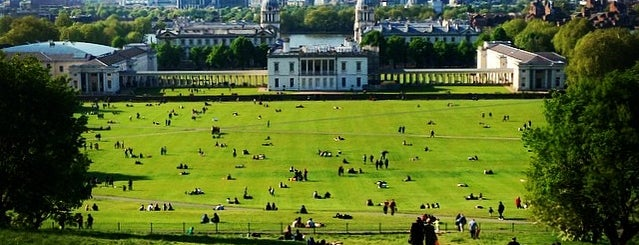 Royal Observatory is one of Breathtaking Views of London.