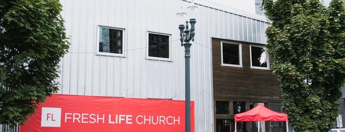 Fresh Life Church - Portand is one of Fresh Life.