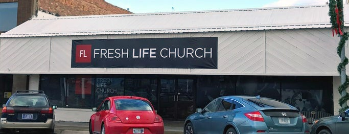 Fresh Life Church - Polson is one of Fresh Life.