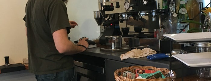 Ebon Coffee Collective is one of Jonathan : понравившиеся места.