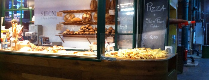 Sironi - Il Pane di Milano is one of Berlin Best: Desserts & bakeries.