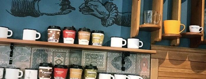 Паштейш & кофе is one of Viktoria 님이 좋아한 장소.