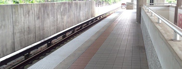 MARTA - Chamblee Station is one of Locais curtidos por Chaz.