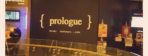 {prologue} Bookstore is one of SOUTH EAST ASIA Literary Havens.