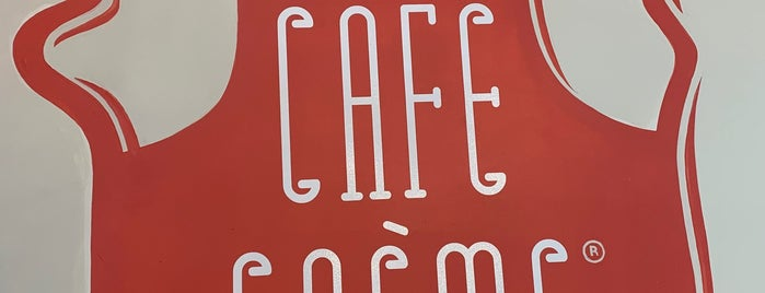 Café Creme is one of Bienvenidos a Miami.