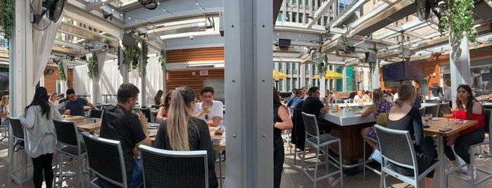 Cactus Club Cafe is one of Posti che sono piaciuti a Clarence.