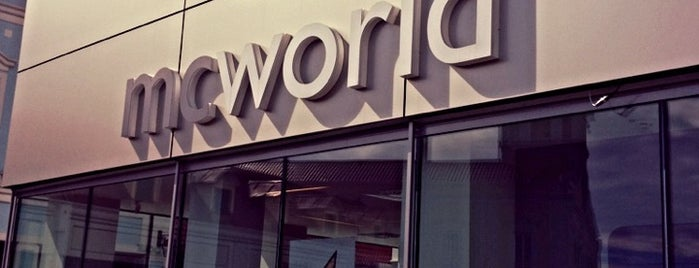 Mcworld is one of Vienna my love.