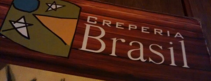 Creperia Brasil is one of Orte, die Erico gefallen.