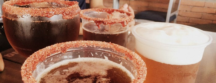 Toros y Burras is one of 20 favorite restaurants.
