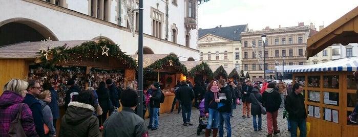 Vánoční trhy 2015 is one of สถานที่ที่ Veronika ถูกใจ.