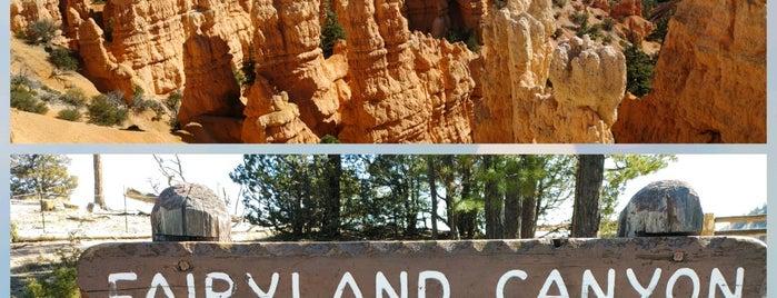 Fairyland Canyon Point is one of Lennart : понравившиеся места.