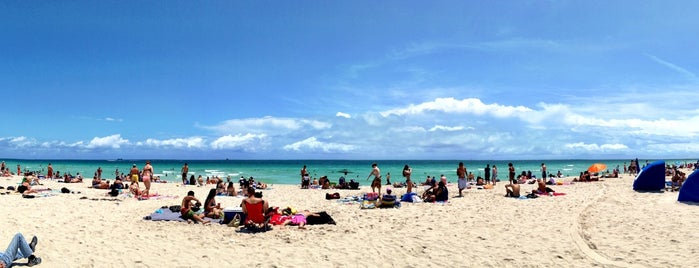 South Beach is one of Where I have been.