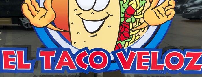 El Taco Veloz is one of Cinci Work Food.