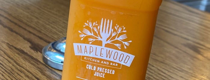 Maplewood Kitchen and Bar is one of Cincinnati.
