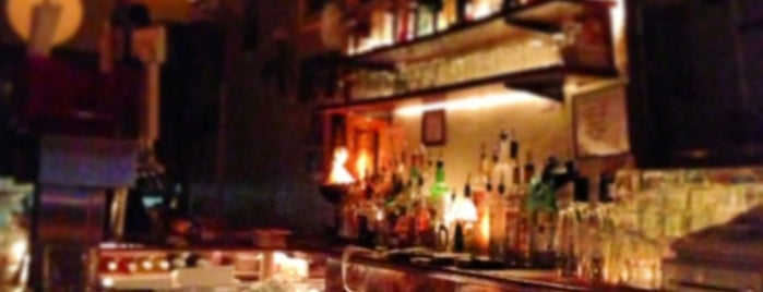 Clandestino is one of NYC bars etc.
