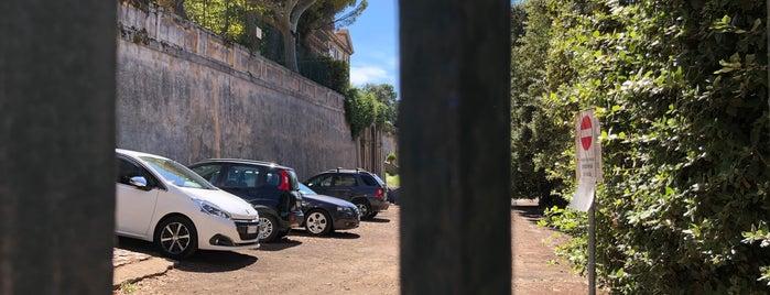 Villa Aldobrandini is one of Lieux sauvegardés par Petr.
