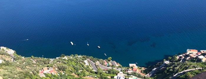 Terrace Of Infinity is one of Amalfi Coast.