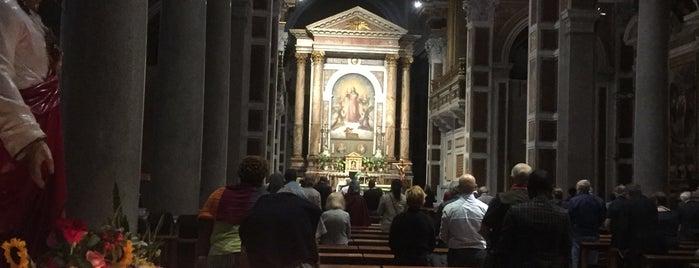 Chiesa Di Don Bosco Sacro Cuore Di Gesù is one of Roma.