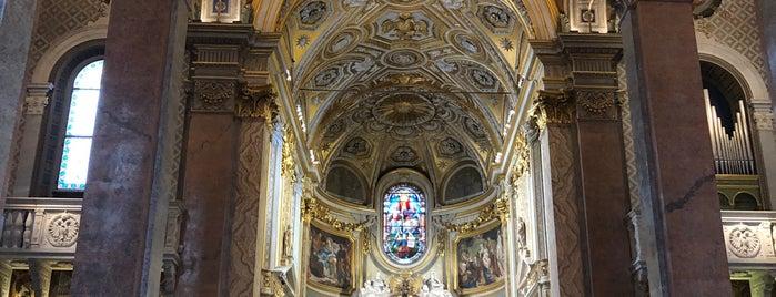Santa Maria dell'Anima is one of Europe 5.