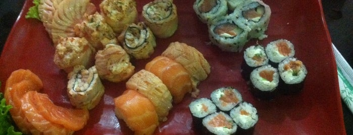 Takada Sushi is one of Sushi in Porto Alegre.