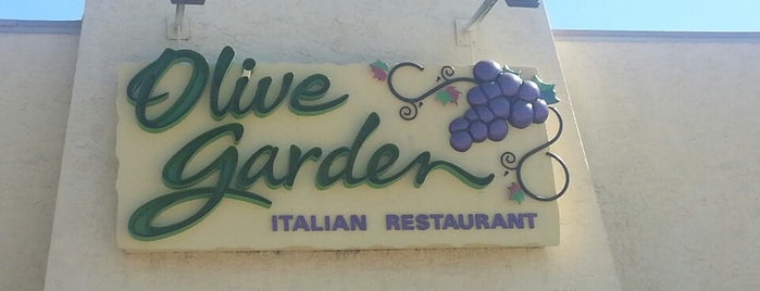 Olive Garden is one of Orte, die Rita gefallen.
