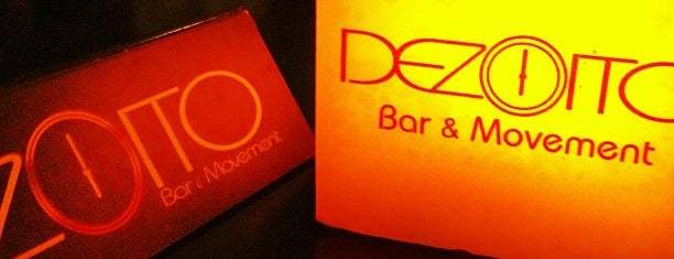Dezoito Bar & Movement is one of Bares.