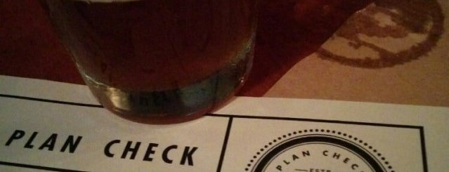 Plan Check Kitchen + Bar is one of My to-dos in LA.