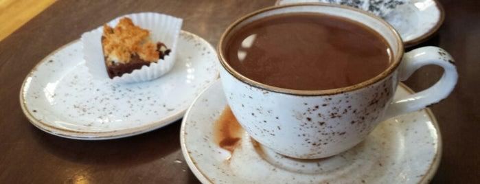 Pdx Drinking Chocolate