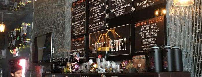 Deadbeach Brewery is one of El Paso 🤛 List.