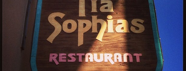 Tia Sophia's is one of Sante Fe.