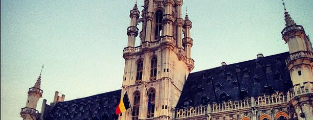 Grand Place / Grote Markt is one of Hello, Brussels.