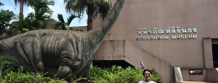 Phu Khum Khao Dinosaur Site Museum is one of Yodpha's Liked Places.