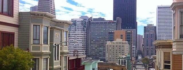 Kearny Street Steps is one of San Francisco Bay.