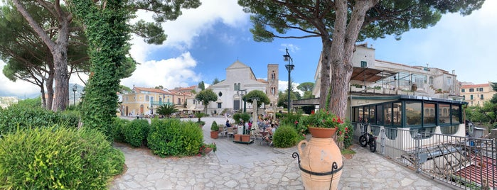 Duomo Di Ravello is one of Costa Amalfitana.